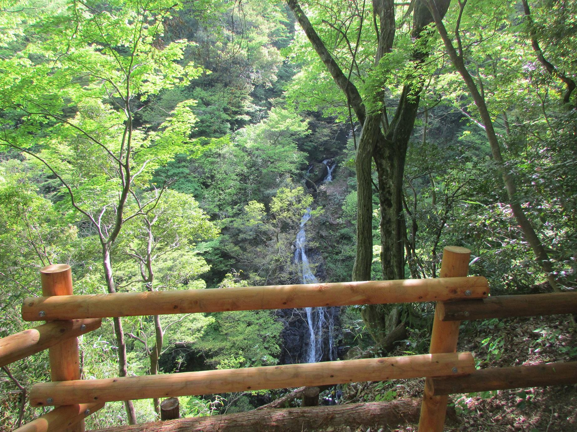 味土野大滝