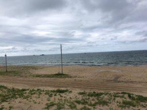 葛野浜海水浴場01